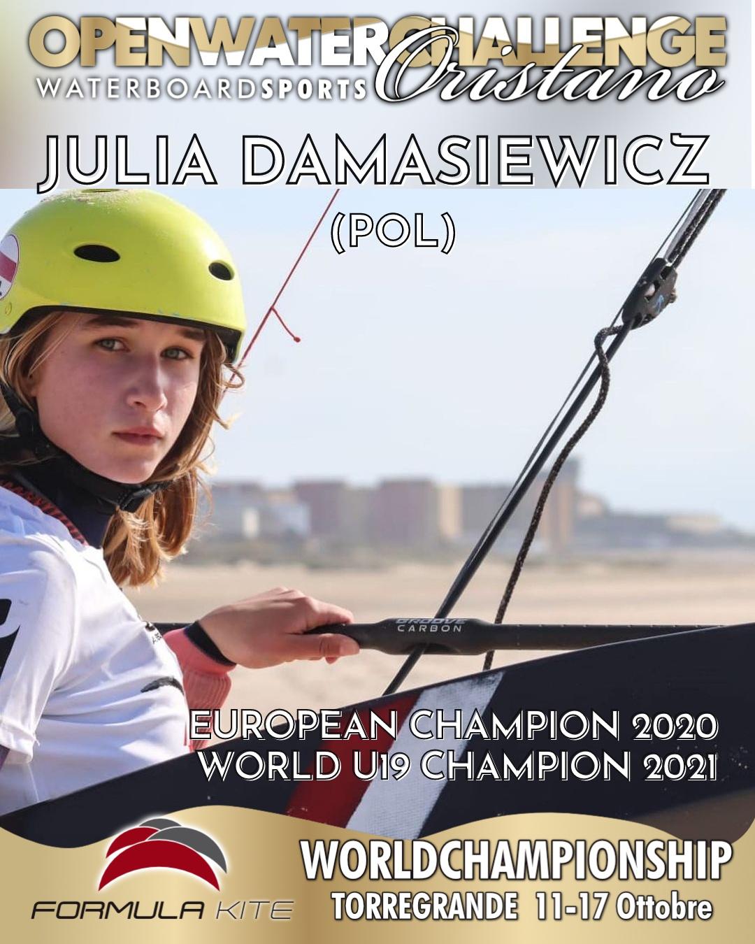 Julia Damasiewicz (POL)